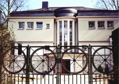 Гнедовская_ Петер Беренс. Дом Куно в Хагене 1908-1909